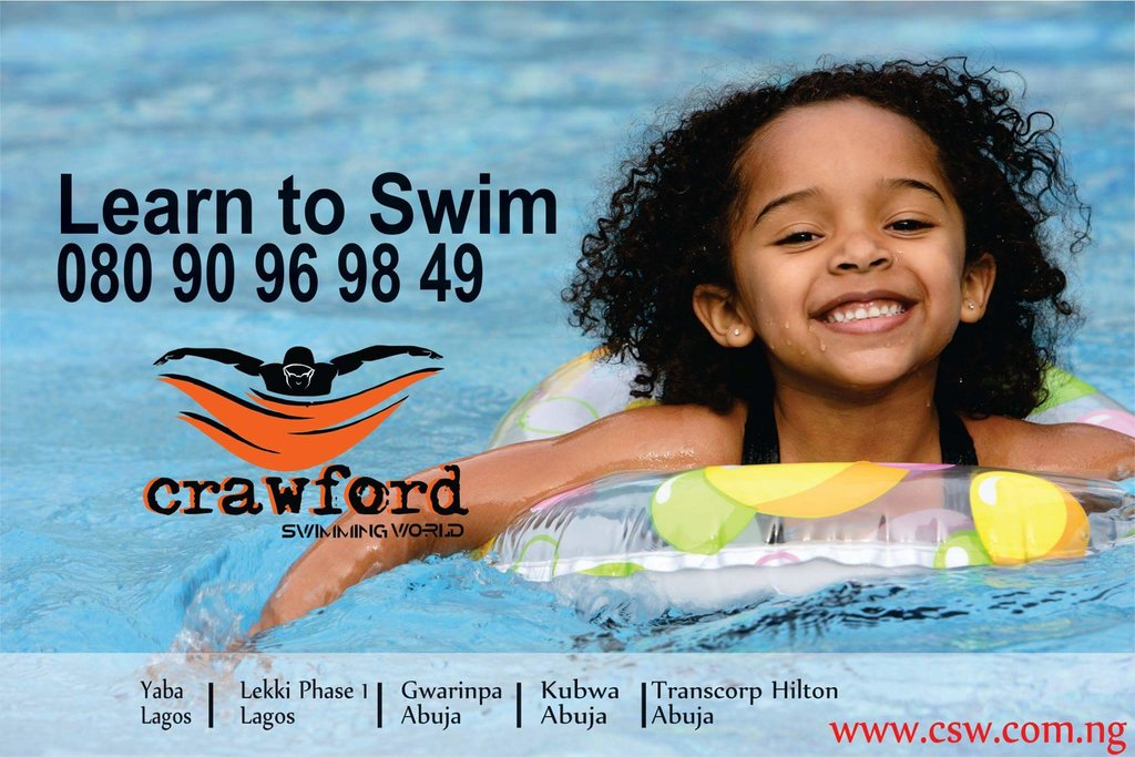 Swimming Lesson Lagos