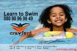 swimming lessons in lagos