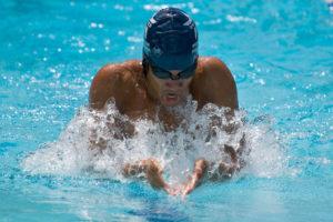breaststroke swim style